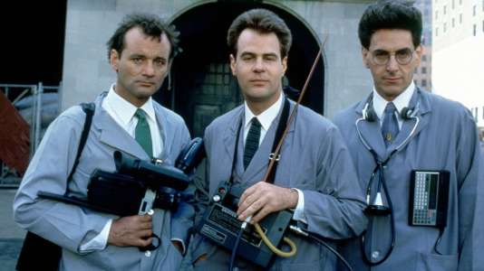 Bill Muray, Dan Aykroyd et Harold Ramis dans «SOS Fantômes» (1984),d'Ivan Reitman.
