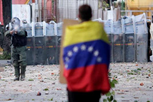 Plus de 110 manifestants ont été tués depuis début avril.