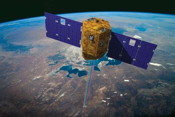 Image d'artiste de la mission Venus.