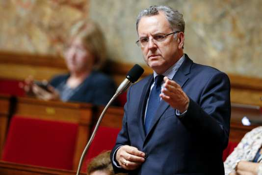 Richard Ferrand, à l'Assemblée nationale, le 28 juin.