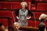 La ministre du travail Muriel Pénicaud, à l'Assemblée nationale, à Paris, le 19 juillet.