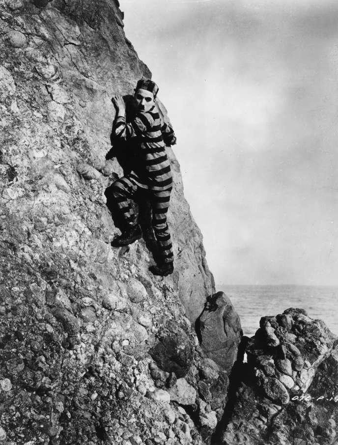 «Charlot s'évade», sorti en 1917.