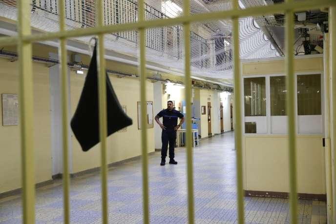 La prison de Fresnes en 2016.