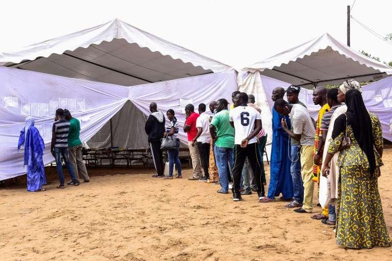 Les Sénégalais étaient appelés à élire, dimanche 30 juillet, leurs 165 députés.