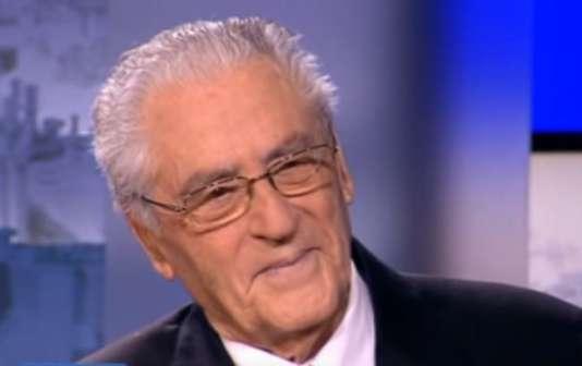Capture d'écran de Charley Marouani, lors de l'émission L'invité de TV5Monde.