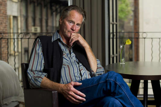 Sam Shepard, à New York, le 29 septembre 2011.