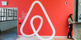 Dans les bureaux Airbnb de San Francisco, Californie, États-Unis, le 2 août 2016.