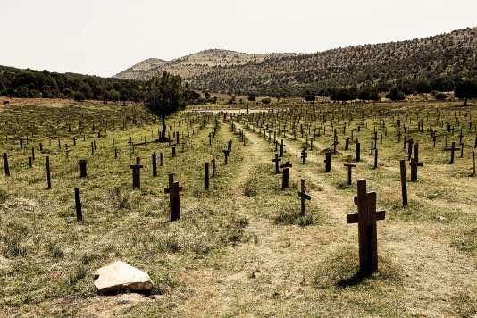 Mi-juillet, une association a demandé le classement du faux cimetière de Sad Hill. Il pourrait obtenir le statut de bien culturel.