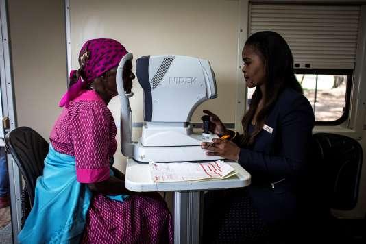 Le nombre d'aveugles va tripler d'ici à 2050