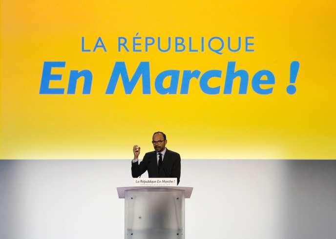 Edouard Philippe, premier ministre, à Paris, le 8 juillet.
