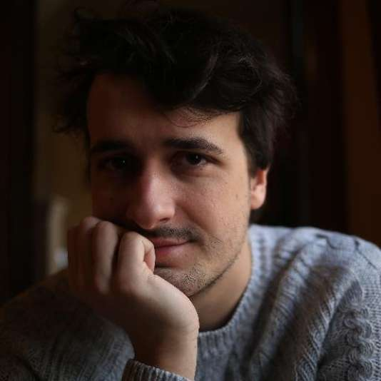 Loup Bureau, journaliste indépendant, arrêté en Turquie le 26juillet 2017.