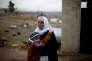 A Dohuk, en janvier. Le petit Ayman a retrouvé sa famille après avoir été vendu par l'EI àun couple de Mossoul.