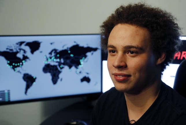 Marcus Hutchins avait été qualifié de« héros» pour avoir ralenti la propagation du rançongiciel WannaCry.