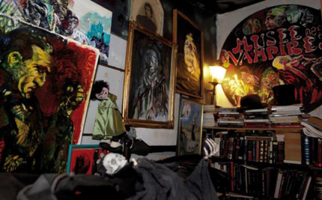 Musée des vampires et des monstres de l'imaginaire