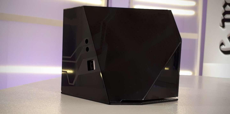 Le PC dématérialisé Shadow.