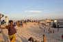 Le Festival au désert, en janvier 2011, lors de son avant-dernière édition à Essakane, à deux heures de Tombouctou.