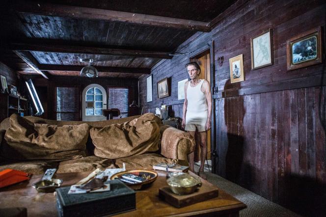 Harry Dean Stanton dans «Lucky», de John Carroll Lynch.