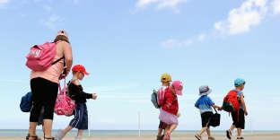 Si la parenthèse des vacances hors de la cellule familiale est profitable à l'enfant, elle l'est aussi pour les parents.