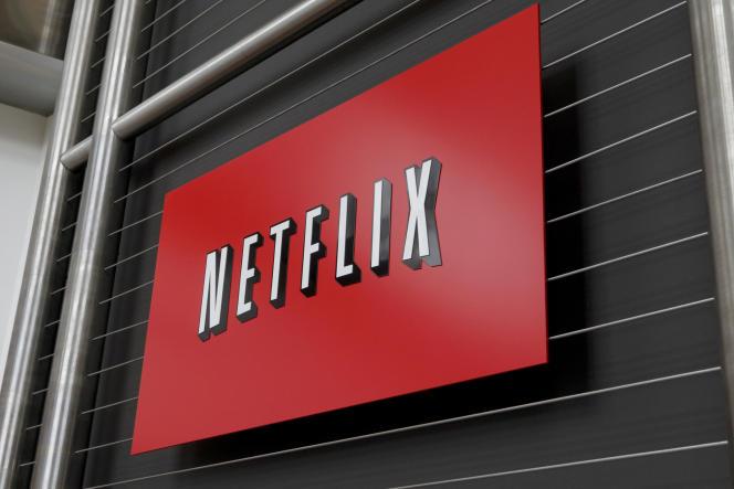 Le logo Netflix.