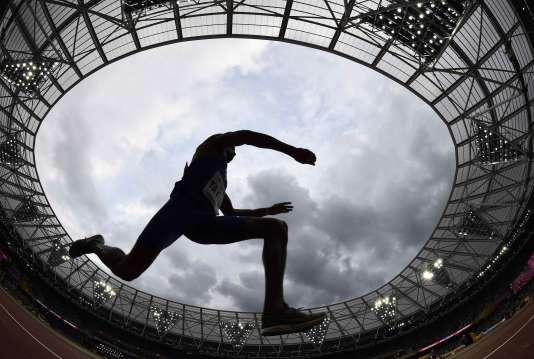 Christian Taylor est le grand favori de la finale du triple saut jeudi 10 août à Londres.