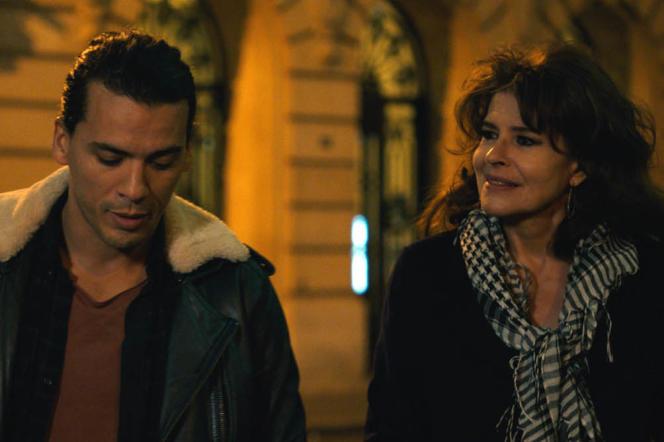 Tewfik Jallab et Fanny Ardant dans« Lola Pater», deNadir Moknèche.