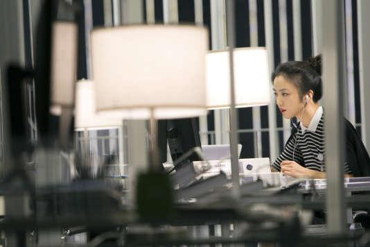 WeiTang dans« Office», de Takeshi Kitano.