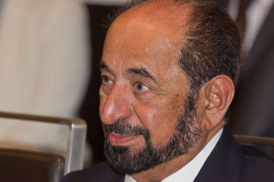 Cheikh Sultan, en septembre 2014.