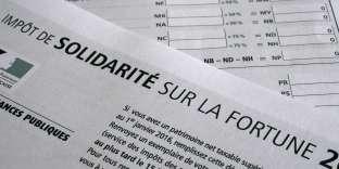L'exécutif compte sortir de l'assiette de l'ISF les valeurs mobilières (détention d'actions, d'entreprises, d'obligations…).