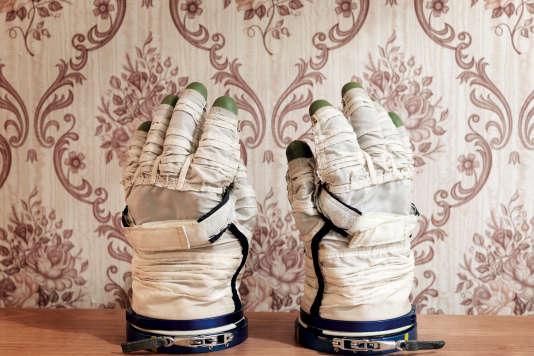 « Sokol Space Gloves », centre d'entraînement des cosmonautes Youri-Gagarine, cité des Etoiles, Russie, 2007