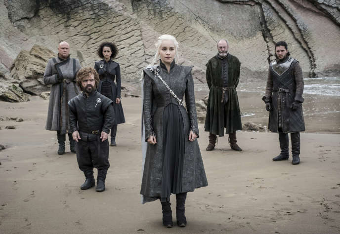 Extrait de la dernière saison de «Game of Thrones», dont les derniers épisodes avaient été piratés avant leur diffusion.