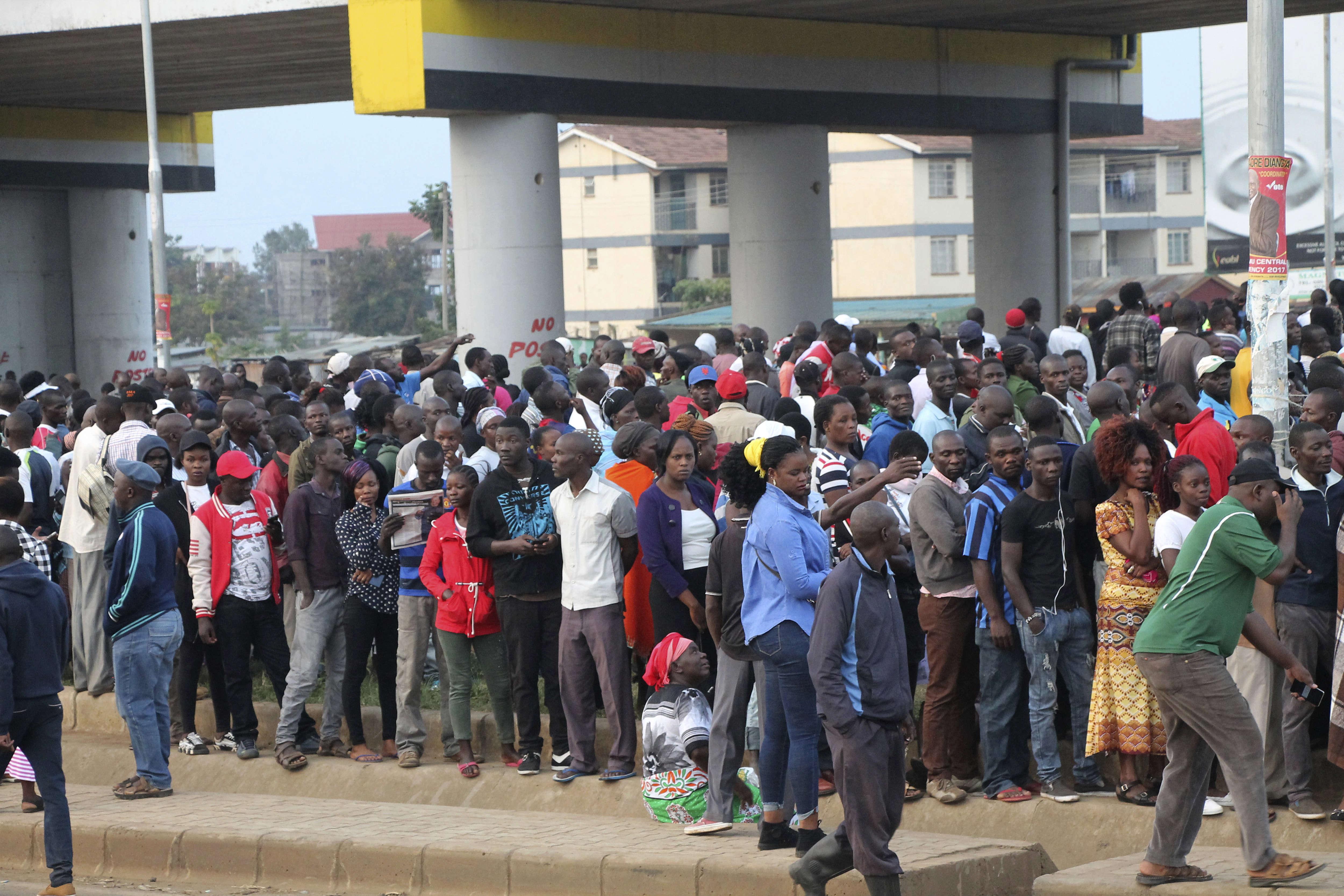Près de 20 millions de Kényans sont appelés aux urnes pour désigner leur président de la République pour les cinq prochaines années.