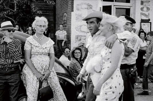 Clift et Marilyn étaient faits pour s'entendre: même statut écrasant de sex-symbol, même malde vivre…