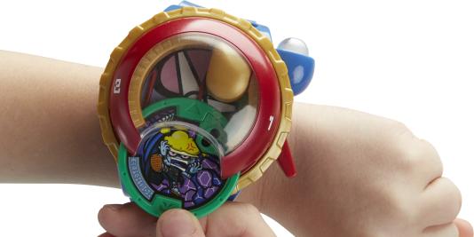 La YoKai Watch et ses médaillons font partie des meilleures ventes du géant du jouet Hasbro.