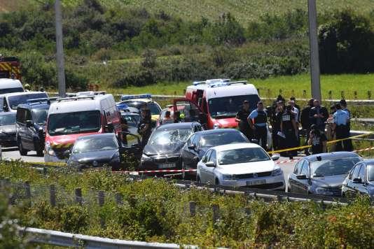 L'homme, qui a foncé sur des militaires à Levallois-Perret mercredi matin, a été arrêté en début d'après-midi dans le Pas-de-Calais.