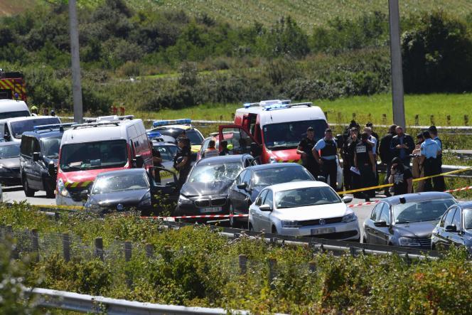 L'homme, qui a foncé sur des militaires à Levallois-Perret, a été arrêté le 9 août en début d'après-midi dans le Pas-de-Calais.