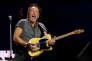 Bruce Springsteen en concert à Los Angeles (Californie), le 17 mars 2016.