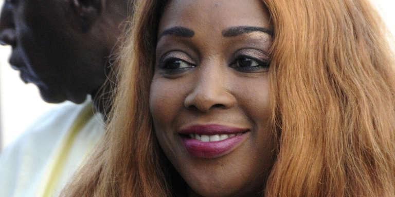 La chanteuse sénégalaise Amy Collé Dieng, le 17mai 2017, à Dakar.