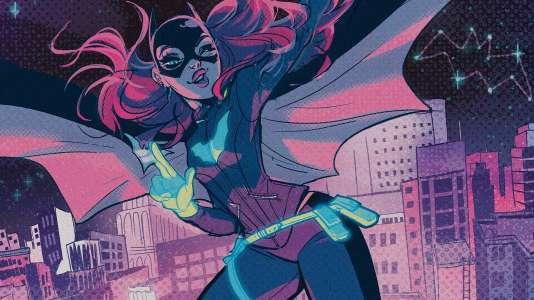 La dessinatrice Babs Tarr a dessiné la série«Batgirl» en 2014 et 2015, et a notamment réalisé la couverture du numéro52, qui est aussi celle du tome3 de l'édition française.