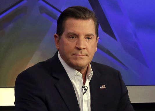 Eric Bolling était l'un des présentateurs de «The Five», l'une des émissions les plus populaires de la chaîne Fox News.