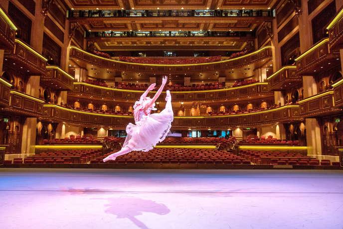 Don Quichotte, par le Ballet national de Cuba à l'Opera de Mascate, en septembre 2016.