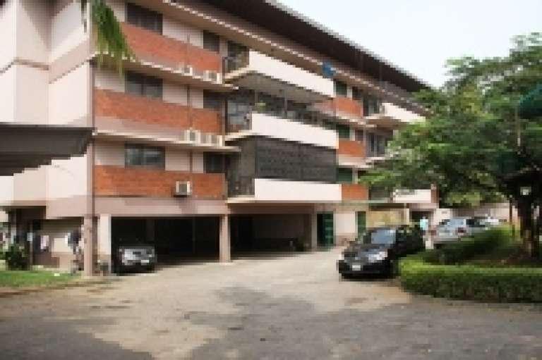 Une propriété à Lagos appartenant à l'ex-ministre du pétrole Diezani Alison-Madueke.