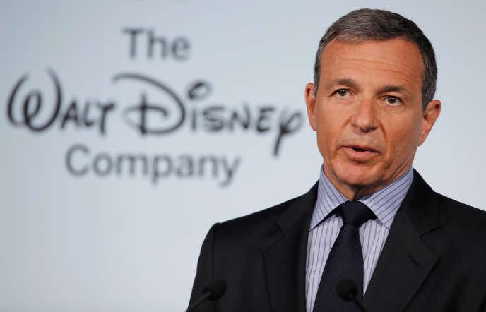 Robert Iger, PDG de Disney, n'a pas encore décidé s'il continuerait de confier les contenus de ses deux filiales, Marvel et Lucasfilm, à Netflix.