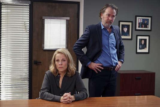 «American Crime», saison 3, série créée par John Ridley.