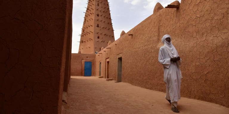 A Agadez, dans le nord du Niger, le 2avril 2017.