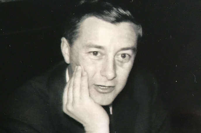 Alain Richard en 1955