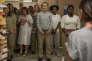 Taylor Schilling (au centre) dans « Orange Is the New Black ».