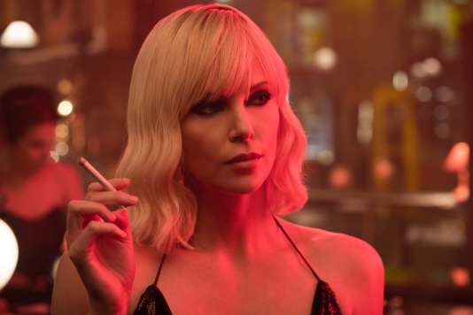 Charlize Theron dans « Atomic Blonde », de David Leitch.