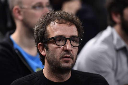 L'animateur Cyrille Eldin présentait le« Petit Journal» la saison dernière.