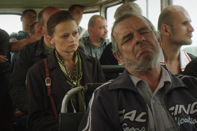 Dans «Une femme douce», le voyage que propose Sergei Loznitsa est l'occasion d'explorer un pays en décrépitude.