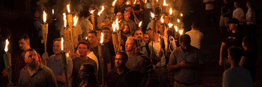 Le rassemblement néonazi de Charlottesville a provoqué de vives réactions dans la Silicon Valley.